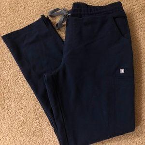 FIGS Scrubs - Navy Yola Skinny Scrub Pants